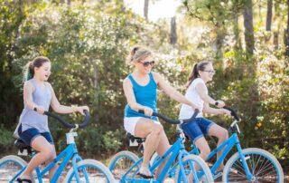 Biking on 30A